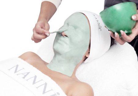 Anti stress naamio