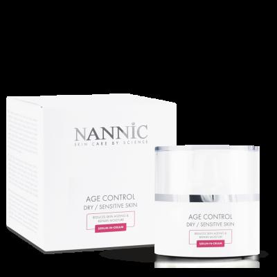 Age control - Dry & sensitive skin 50 ml
