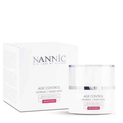 Age control - Normal & mixed skin 50 ml