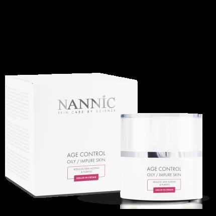 Age control - Oily & impure skin 50 ml